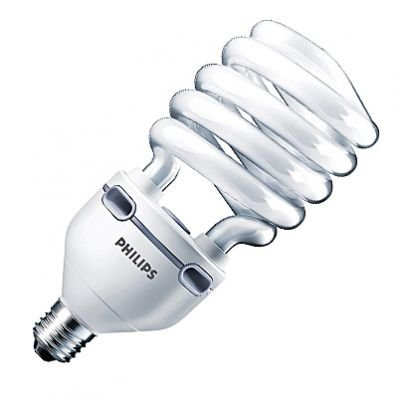Energiesparlampe Tornado 60 Watt 865 E27 - Philips