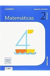 Descargar gratis CUADERNO MATEMATICAS 2 PRIMARIA 2 TRIM SABER HACER CONTIGO en .epub, .pdf o .mobi