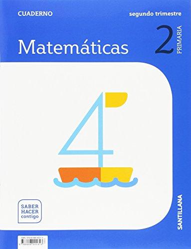 Cuaderno matematicas 2 primaria 2 trim saber hacer contigo