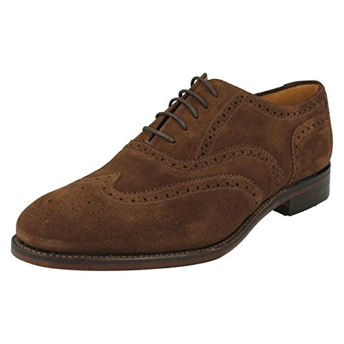 scarpe-da-uomo-loake-758b2-nero-brogue-con-goodyear-suola-in-pelle-marrone-dark-brown-42