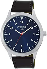 Maxima Analog Blue Dial Men's Watch-L-62380