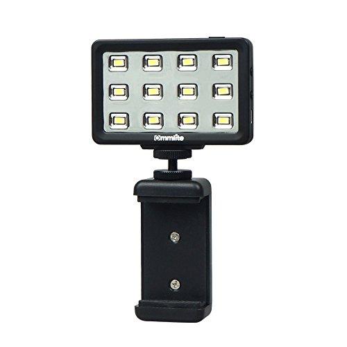 Beaspire-5400K-LED-Video-Light-64-Dimmerabile-Video-Lampade-Oncamera-Video-Studio-Fotocamere-2-Modalit-Piccola-per-Canon-Nikon-Pentax-Panasonic-Sony-Samsung-e-Olympus-Digital-SLR-Action-Cam-Camcorder