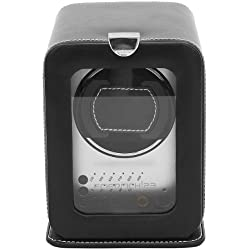 Friedrich / 23 London Watch Winder Leather Black single 19.5 x 13 x 17.5 CM - 29470-2