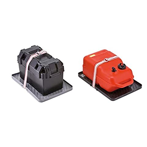Mounting set for battery box/Fuel Tank 47 * 32 cm