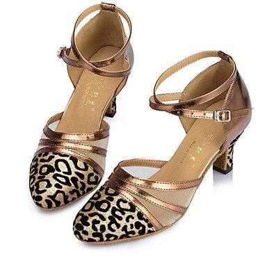 Estado Samba Dança Latina Salto Personalizáveis Jazz Swing De Preto sapatos De Xiamuo Sapatos Salsa Senhoras Brilho Adaptado Espumante xwUg7qn0