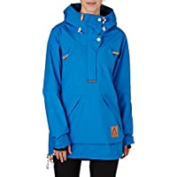 Mujer Snowboard Chaqueta Wear Colour KJ Chaqueta, color swedish blue, tamaño extra-small
