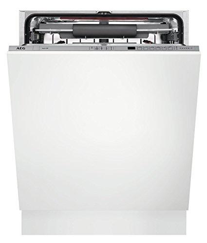 AEG vollständig integriertes fse52700p 15places A + + Spülmaschine–Geschirrspülmaschinen (komplett integriert, weiß, Full Size...