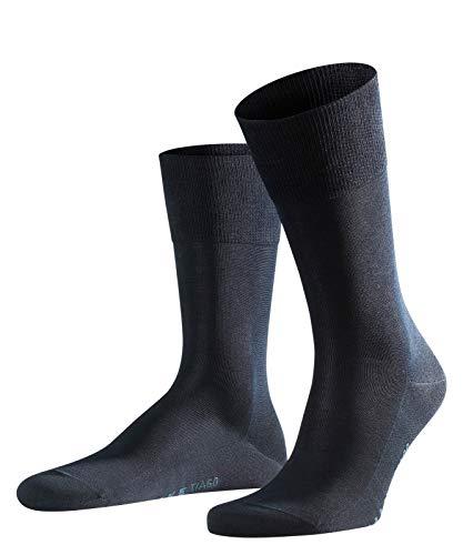 FALKE Herren Socke  Tiago SO - Blau (Dark navy 6370) , 40/42