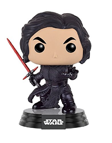 Funko - POP Star Wars - EP7 - Kylo Ren (battle damaged)
