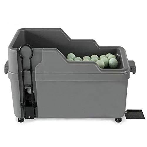 Mitrc Golfball-Spender, halbautomatischer Golfball-Spender Keine Energie/kein Strombedarf -