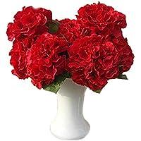 Suchergebnis Auf Amazon De Fur Rote Nelke Blumen Kunstblumen