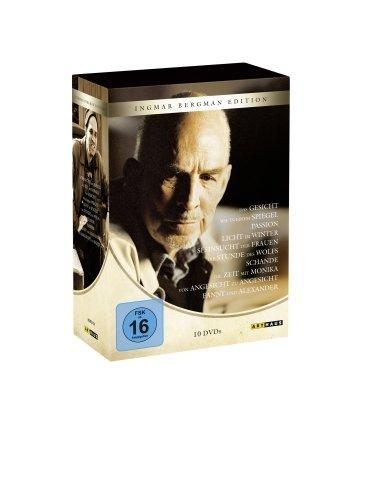 Ingmar Bergman Edition 2 [10 DVDs]: Alle Infos bei Amazon