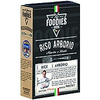12 x 500 Gram - Foodies Riso Arborio