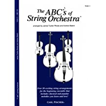 The ABCs of String Orchestra - Violin II part by Janice Tucker Rhoda (2000-05-05)
