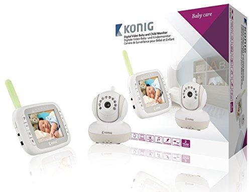 Digitale Video-babyphone (König Digitaler Video-Baby und Kindermonitor)