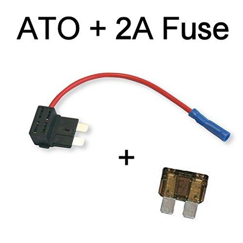 Ogquaton Porte-fusible ATO//ATC en Ligne /étanche