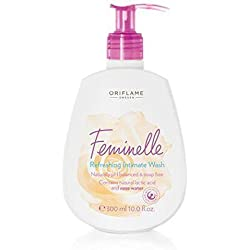 Oriflame Feminelle Refreshing Intimate wash Rose water