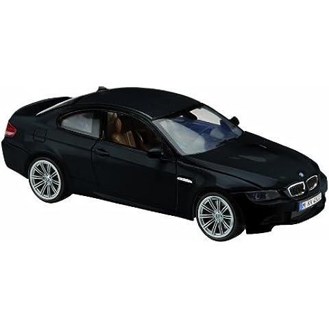 Dickie-Schuco 421183370 - Solido - BMW M3 -2008 1:18 Rango: Prestige, negro