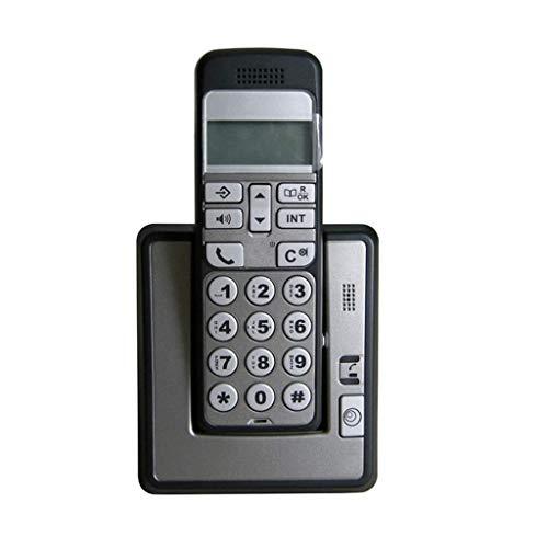 XZ15 Big Screen Caller ID digitales schnurloses Telefon EIN für einen Alten Mann Wireless Festnetz Festnetz-Telefon einzigen Maschine -
