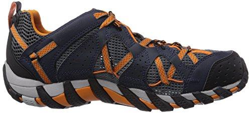 Waterpro Maipo, Chaussures De Randonnée Pour Homme Orange (orange (marine / Orange)