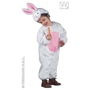 WIDMANN traje de ratón de peluche Niños Unisex, Gris, 3?5años (tallas variados), wdm3628t