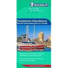 FRANZ. ATLANTIKKUSTE 2381(NANTES->BORDEAUX)- GRUNE REISEFUHRER MICHELIN