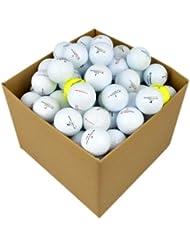 Pinnacle VAL-8-CL-PIN - Bolas de golf reciclada categoría A , blanco, Lote de 8