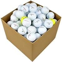 Second Chance Pinnacle Set 100 Palline da Golf, Categoria A, Bianco, 100
