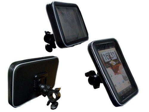 Navitech Wasserfeste Fahrrad Halterung / Montierung mit Case / Cover / Hülle für das Samsung Galaxy Tab P1000 & P1010 (P1000 Samsung Case)