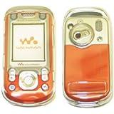 Crystal Case Tasche Hülle Schale Case für SonyEricsson W550i