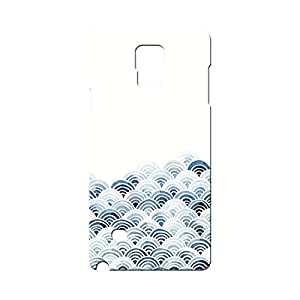 G-STAR Designer Printed Back case cover for Samsung Galaxy Note 4 - G0958