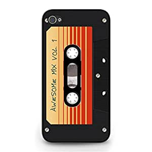 Awesome Mix Vol 1 Guardians of the Galaxy iPhone 5/5s Case - Noir