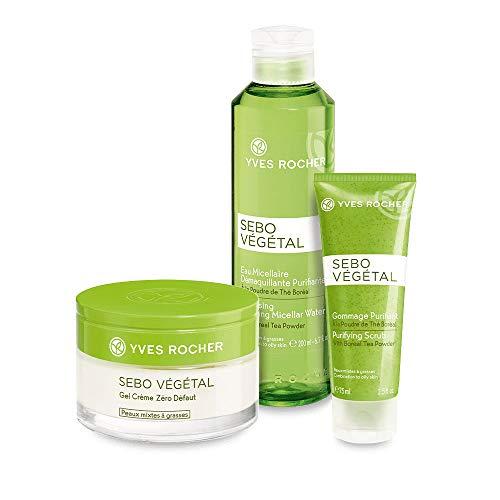 Yves Rocher kit trattamento pelle Sebo Vegetal