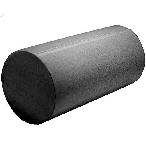 Crown Sporting Goods sfom-002Premium High Density Eva-Foam Roller, Schwarz, 30,5x 15,2cm