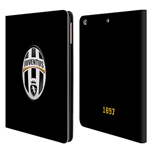 official-juventus-football-club-logo-black-crest-leather-book-wallet-case-cover-for-apple-ipad-air