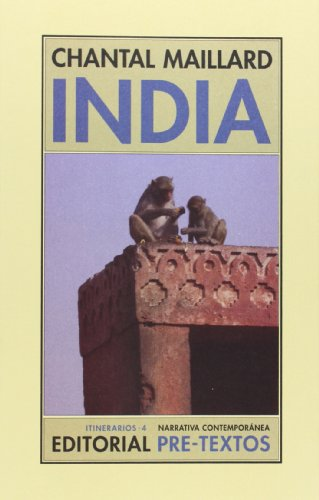 India (Narrativa Contemporánea) por Chantal Maillard
