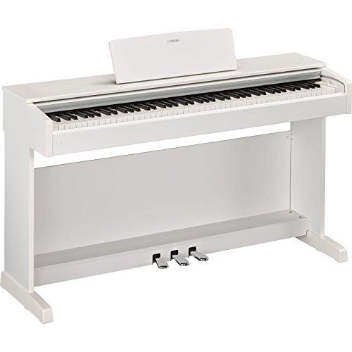 Yamaha YDP-143WH Digital Piano - 2