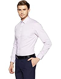 Arrow Men's Checkered Regular Fit Business Shirt
