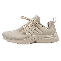 Nike W Air Presto Premium Women 'S Sneaker Beige 878071 100, Size:42