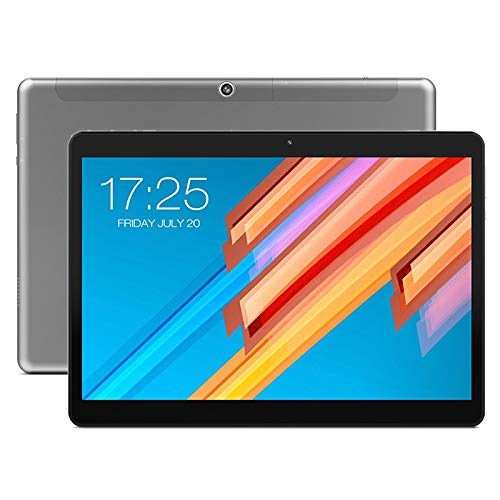 M20 4G Tablet, 10,1 Zoll, 3 GB + 32 GB, 6600 mAh Akku, Android 8.0 MT6797 (X20) Deca-Kern 64-Bit 2,3 GHz, Unterstützung für Bluetooth & Dual-Band-WLAN & Dual-Micro-SIM & TF-Karte & OTG & GPS Durable - Band Dual-sim-bluetooth