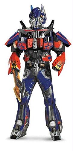 Optimus Prime Rental Quality (Optimus Erwachsene Kostüme Prime)