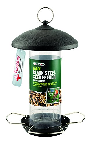 gardman-large-steel-seed-feeder-black