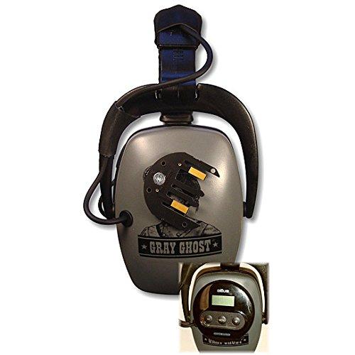 Detector Metales DetectorPro Gray Ghost XP Auriculares