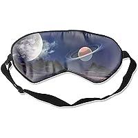 Schlafmaske mit 3D-Digitaldruck, Unisex, Kopfband preisvergleich bei billige-tabletten.eu