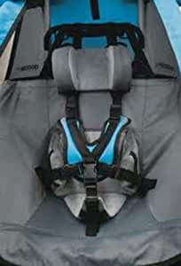 Croozer Fahrradanhänger Sitzstütze