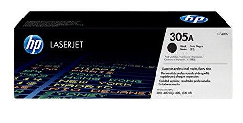 HP CE410A/305A-schwarz-original, CE410A LaserJet (Tonerkartusche) für LaserJet Pro 300 color M351a, 300 color MFP M375nw, 400 color M451, 400 color MFP M475