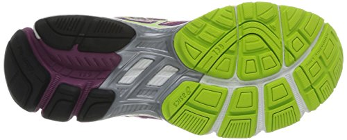 ASICS Gt-1000 2 Damen Traillaufschuhe Rot (3601-Grape/White/Lime)