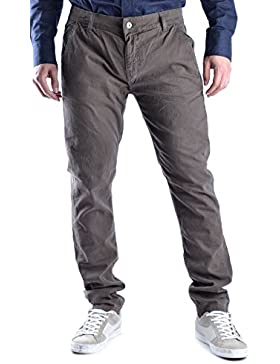 Jdc Hombre MCBI408001O Marrón Algodon Jeans