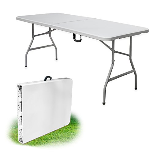 Krollmann tavolo e 2 panche da campeggio pieghevoli per for Amazon tavoli