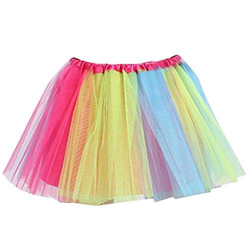 Damen's Lang Ballet Petticoat, Tütü rock Kostüme Petticoat , Party Dancewear Make-up - Rock And Roll Kostüme Kinder Dancewear